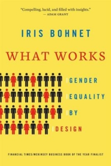 Image for What works  : gender equality by design