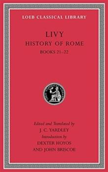 Image for History of Rome, Volume V : Books 21-22