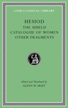 Image for The shield, catalogue of women, other fragments
