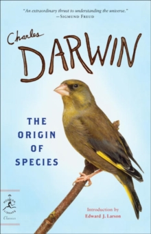 Image for The origin of species