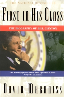 Image for First in His Class: Bill Clinton