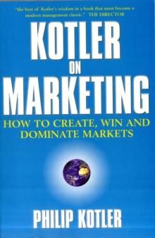 Image for Kotler on marketing