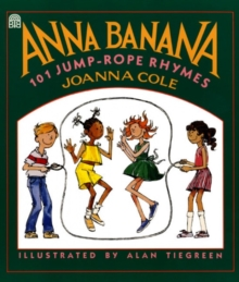 Image for Anna Banana  : 101 jump-rope rhymes