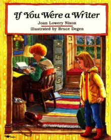 Image for If You Were a Writer