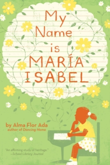 Image for My Name Is Maria Isabel