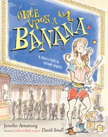 Image for Once Upon a Banana