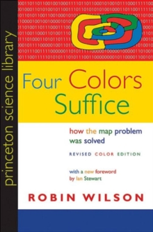 Image for Four colors suffice  : how the map problem was solved