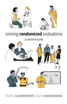Image for Running randomized evaluations  : a practical guide