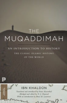 Image for The Muqaddimah  : an introduction to history