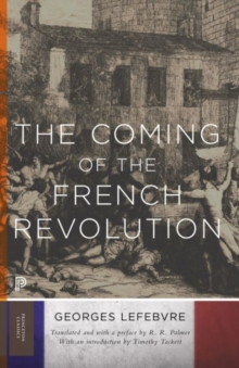 Image for The coming of the French Revolution