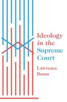 Image for Ideology in the Supreme Court