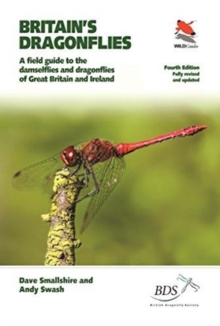 Image for Britain's dragonflies  : a field guide to the damselflies and dragonflies of Britain and Ireland