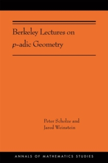 Image for Berkeley Lectures on p-adic Geometry : (AMS-207)