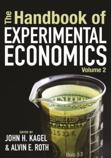 Image for The Handbook of Experimental Economics, Volume 2