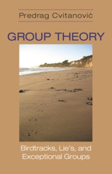 Image for Group Theory : Birdtracks, Lie's, and Exceptional Groups