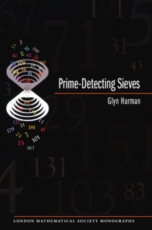 Image for Prime-Detecting Sieves (LMS-33)