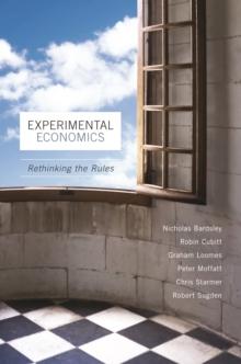 Image for Experimental Economics : Rethinking the Rules