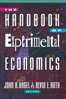 Image for The handbook of experimental economics