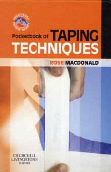 Image for Pocketbook of taping techniques