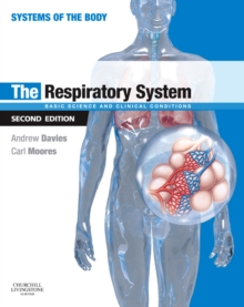 Image for The respiratory system  : basic science and clinical conditions