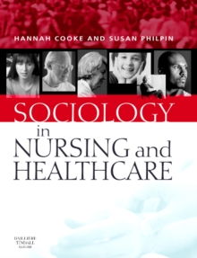 Image for Sociology in nursing and healthcare