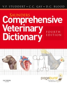 Image for Saunders comprehensive veterinary dictionary.