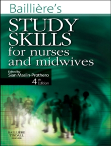 Image for Bailliere's study skills for nurses and midwives