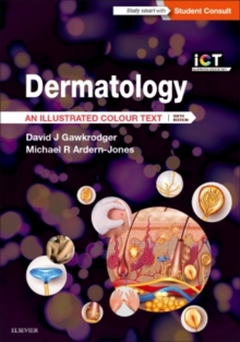 Image for Dermatology  : an illustrated colour text