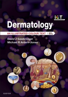 Image for Dermatology: an illustrated colour text