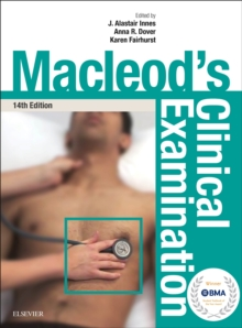 Image for Macleod's clinical examination.