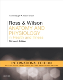 Image for Ross and Wilson Anatomy and Physiology in Health and Illness International Edition