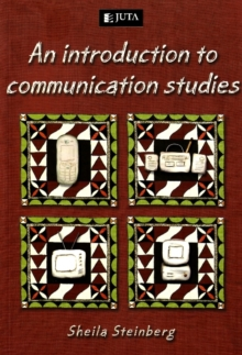 Image for An introduction to communication studies