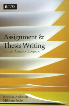 Image for Assignment and thesis writing