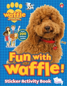 Fun with Waffle! Sticker Activity