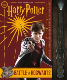 Image for The battle of Hogwarts and the magic used to defend it