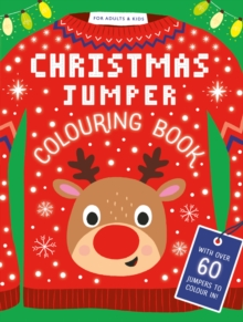 Image for The Christmas Jumper Colouring Book