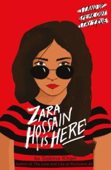 Image for Zara Hossain is here