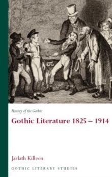 Image for Gothic literature, 1825-1914