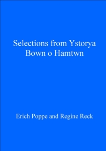 Image for Selections from Ystorya Bown o Hamtwn