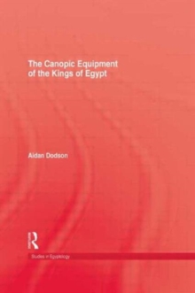 Canopic Equipment Of The Kings O