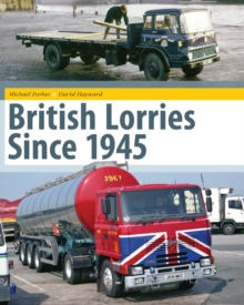 Image for British lorries since 1945