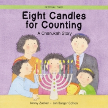 Image for Eight candles to light  : a Chanukah story