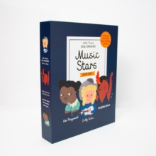 Image for Little People, BIG DREAMS: Music Stars