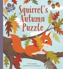 Image for Squirrel's autumn puzzle