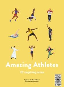 Image for Amazing athletes