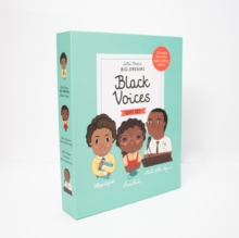 Image for Little People, BIG DREAMS: Black Voices