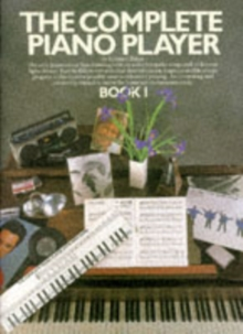 The complete piano playerBook 1 - Baker, Kenneth