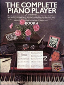 The Complete Piano Player : Book 4 - Baker, Kenneth