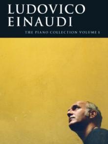 Image for Ludovico Einaudi  : the piano collectionVol. 1
