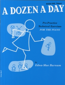 Image for A Dozen a Day Book 1 : Primary